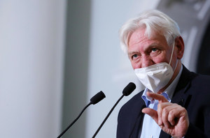 Andrzej Horban: Oczywiście będziemy szczepić dzieci. Badania wychodzą znakomicie
