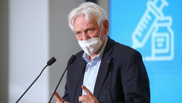 Andrzej Horban / Leszek Szymański    /PAP