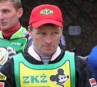Andrzej Huszcza chwalił tarnowskich juniorów /INTERIA.PL