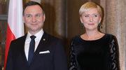 Andrzej i Agata Dudowie w Berlinie. Jak wypadła pierwsza dama?