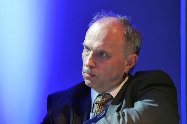 Andrzej Jakubiak, przewodniczący KNF. Fot. Wojciech Stróżyk /Reporter