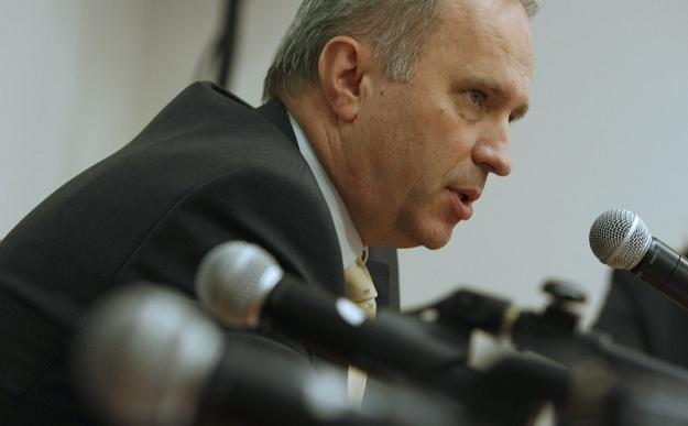 Andrzej Jakubiak, szef KNF. Fot. Maksymilian Rigamonti /Reporter