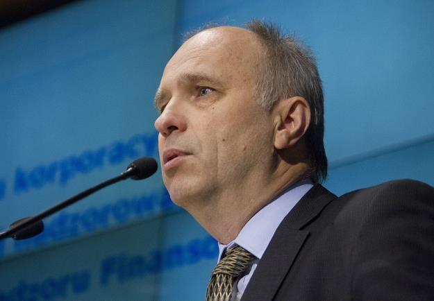 Andrzej Jakubiak, szef KNF-u. Fot. Krystian Dobuszyński /Reporter