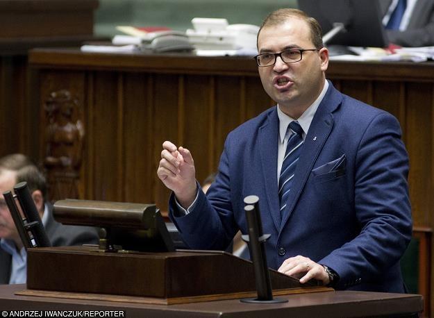 Andrzej Jaworski, PiS. Fot. Andrzej Iwańczuk /Reporter