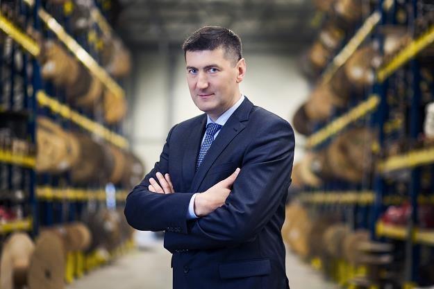 Andrzej Jurczak, prezes Grodno SA /Informacja prasowa