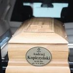Andrzej Kopiczyński spoczął na warszawskich Powązkach!