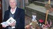Andrzej Kopiczyński wciąż nie doczekał się nagrobka! Poruszające zdjęcia z cmentarza!