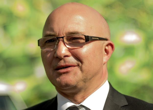 Andrzej Kotala, prezydent Chorzowa. Fot. Michał Szalast /FORUM