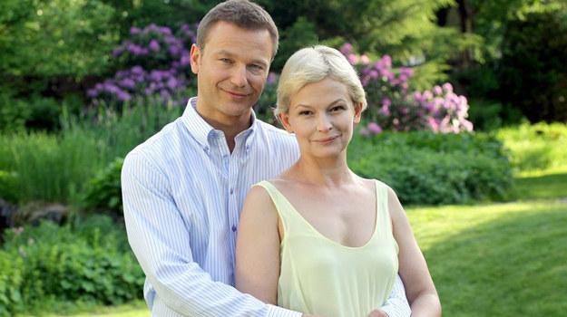 Andrzej (Krystian Wieczorek) i Marta (Dominika Ostałowska) /fot  /MTL Maxfilm
