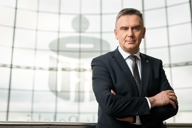 Andrzej Krzemiński, prezes PKO Leasing /Informacja prasowa