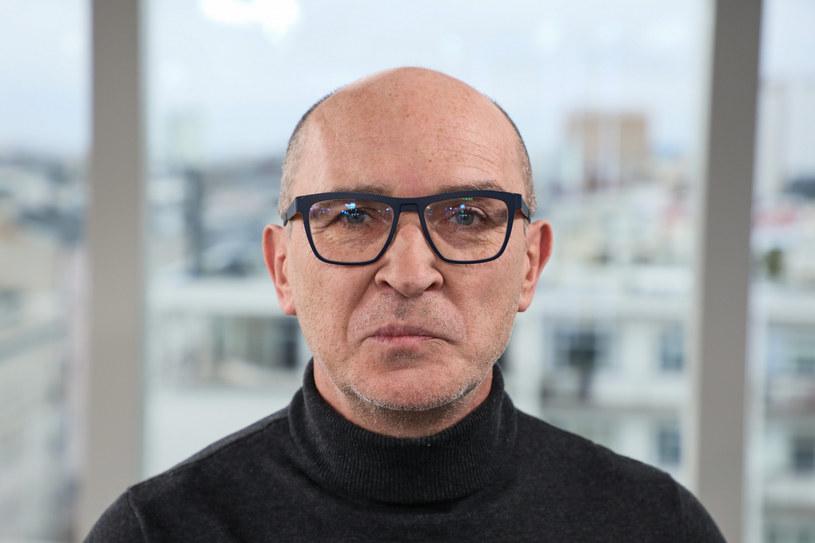 Andrzej Krzywy nauczył się w czasie pandemii nowych rzeczy / Jakub Kamiński    /East News