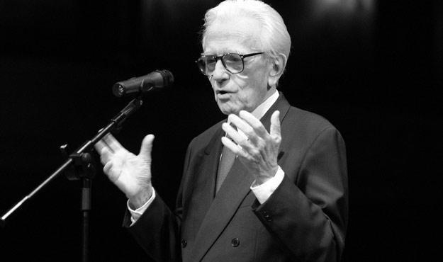 Andrzej Łapicki (1924-2012) /AKPA