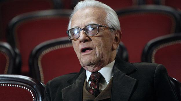 Andrzej Łapicki był człowiekiem teatru. Nie tylko grał, lecz również reżyserował. /AKPA