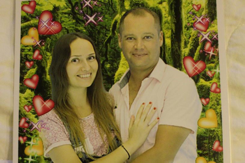 Andrzej Meller z żoną Elą /dzięki uprzejmości autora  /materiał zewnętrzny