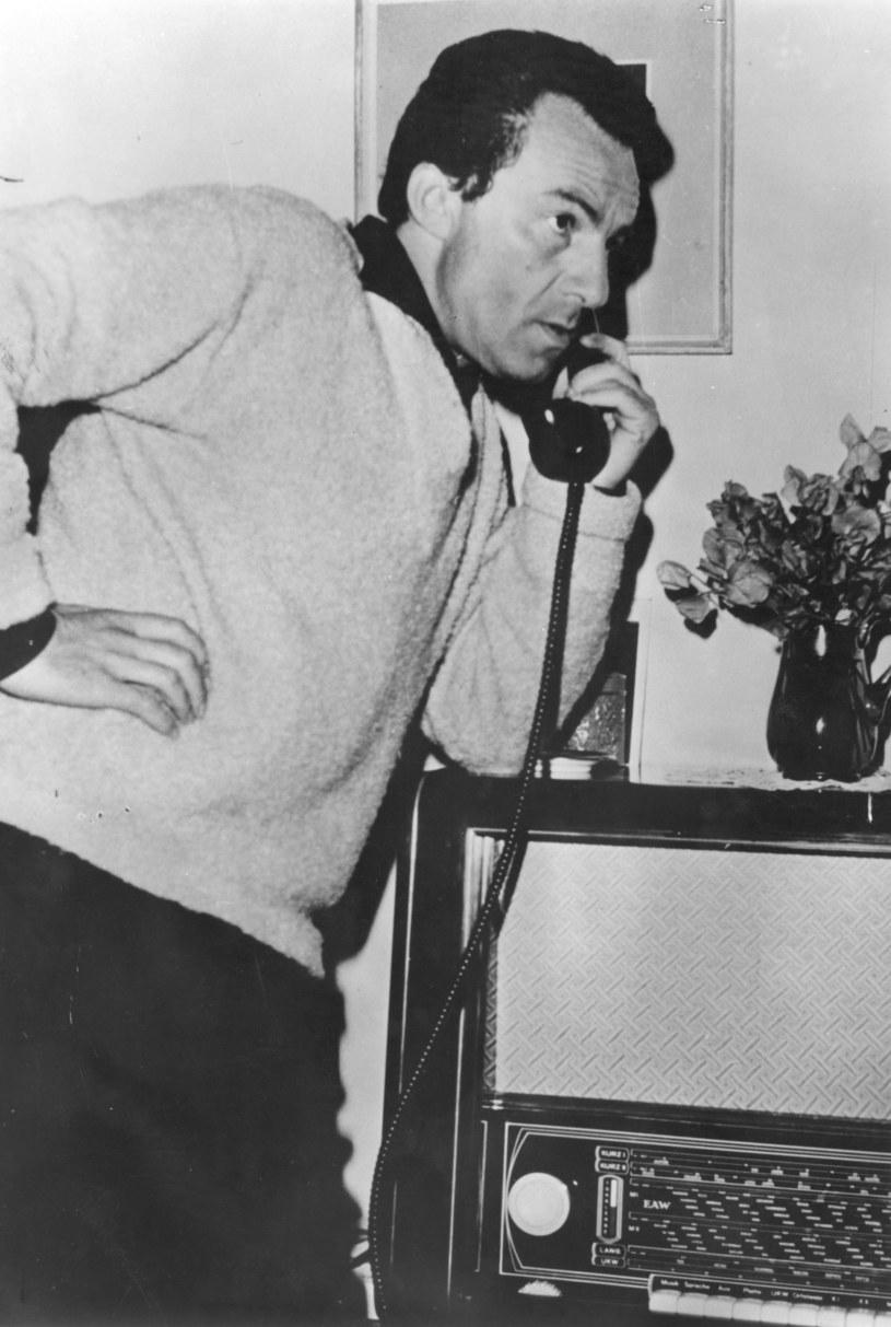 """Andrzej Munk był jednym z najważniejszych przedstawicieli """"polskiej szkoły filmowej"""" /Rights Managed / Mary Evans Picture Librar /Agencja FORUM"""