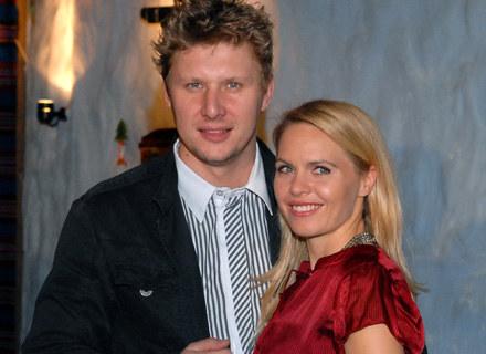 Andrzej Nejman i Magdalena Stużynska Brauer, fot. Andrzej Szilagyi /MWMedia