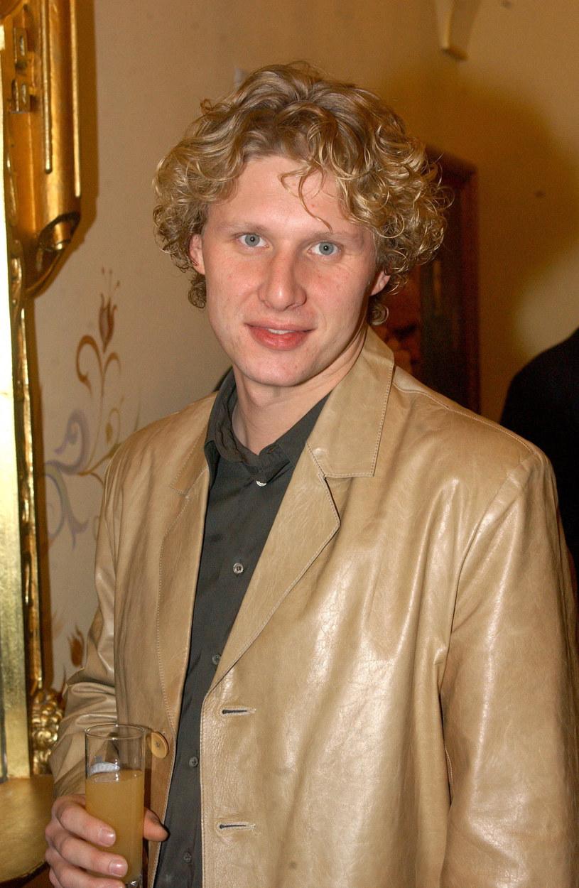 Andrzej Nejman w 2003 roku /Tricolors /East News