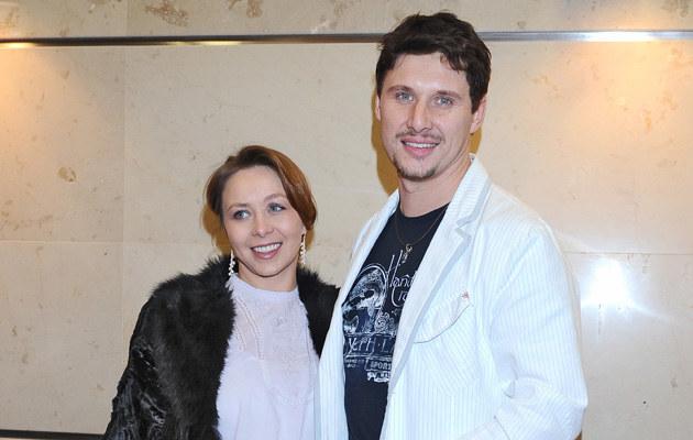 Andrzej Nejman z żoną /fot.Andrzej Szilagyi  /MWMedia