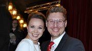 Andrzej Nejman z żoną