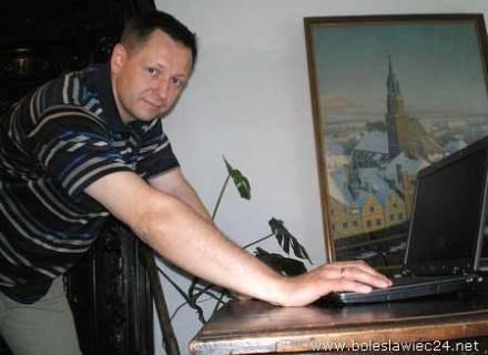 Andrzej Olejniczak/fot. Ilona Parejko /Boleslawiec24.net