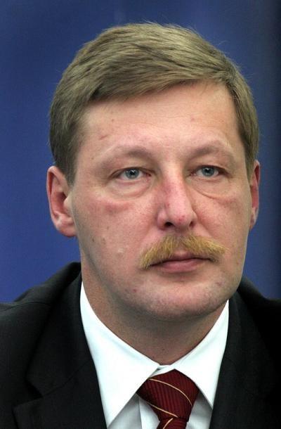 Andrzej Parafianowicz, wiceminister finansów. Fot. Jacek Wajszczak /Reporter