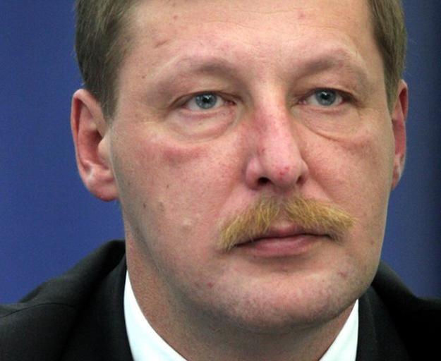 Andrzej Parafianowicz z resortu finansów. Fot. Jacek Wajszczak /Reporter