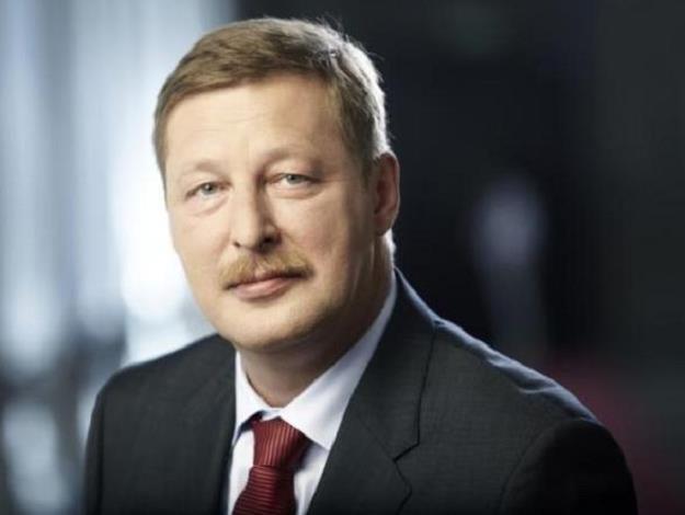 Andrzej Parafianowicz z resortu finansów /