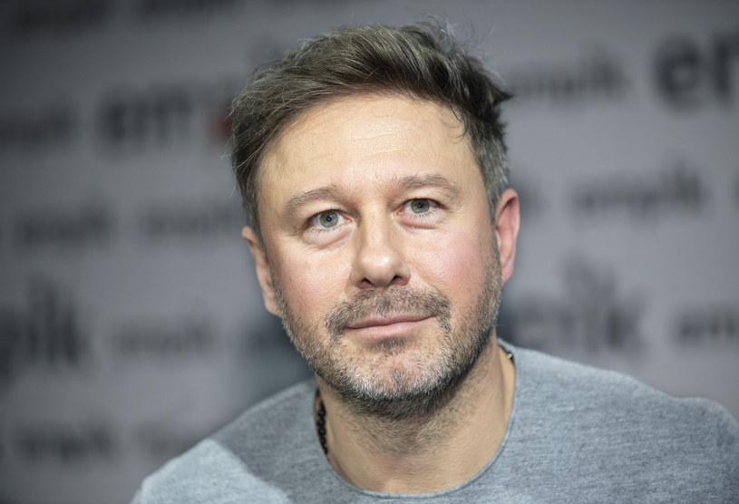 Andrzej Piaseczny spokojnie podchodzi do pandemii /Leszek Kotarba  /East News