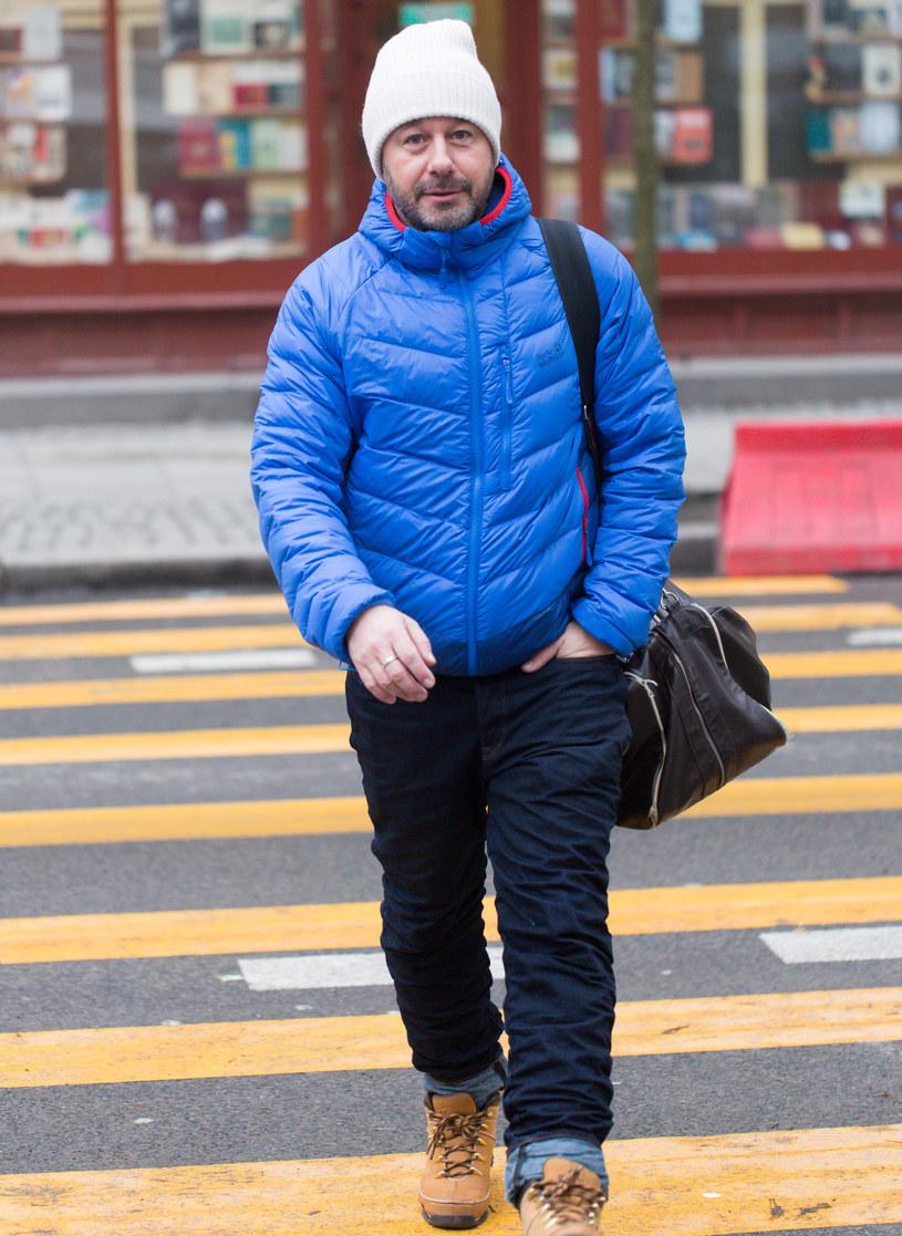 Andrzej Piasek Piaseczny /Agencja FORUM