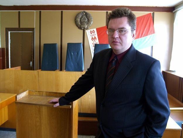 Andrzej Poczobut, fot. M. Śmiałowski /Reporter