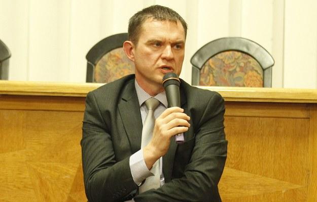 Andrzej Poczobut w 2013 roku / Artur Reszko    /PAP