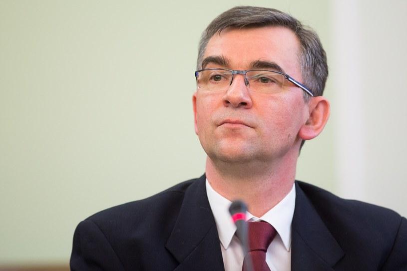 """Andrzej Przyłębski o doniesieniach """"Gazety Wyborczej"""": Całkowicie nieprawdziwe /Maciej Luczniewski /Reporter"""