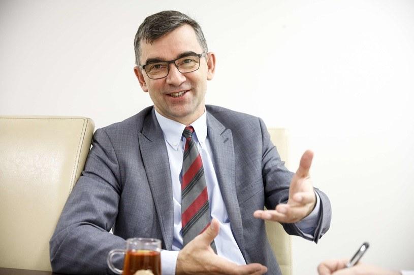 Andrzej Przyłębski /Jerzy Dudek /Agencja FORUM