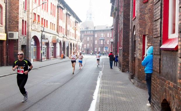 Andrzej Rogiewicz zwycięzcą Silesia Marathonu!