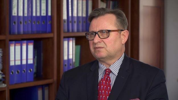 Andrzej Roter, prezes Konferencji Przedsiębiorstw Finansowych w Polsce /Newseria Biznes