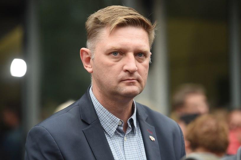 Andrzej Rozenek, kandydat SLD /Mateusz Jagielski /East News