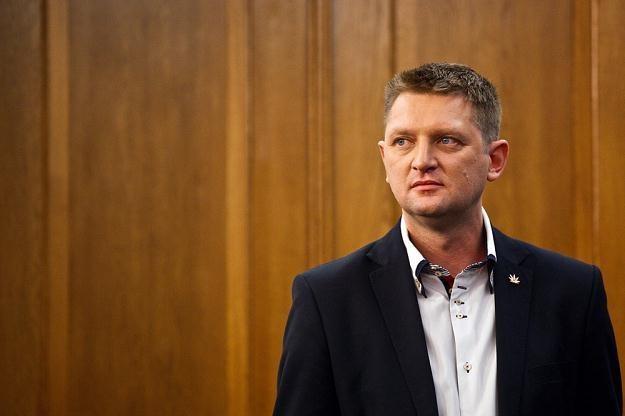 Andrzej Rozenek /Adam Guz /Reporter