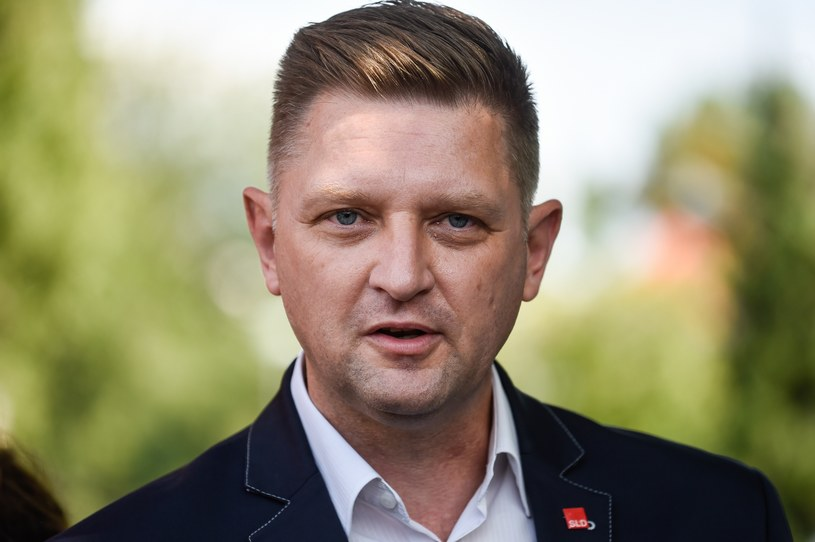 Andrzej Rozenek /Agnieszka Sniezko /East News