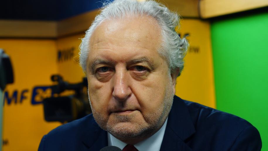 Andrzej Rzepliński - były Prezes TK /Archiwum RMF FM