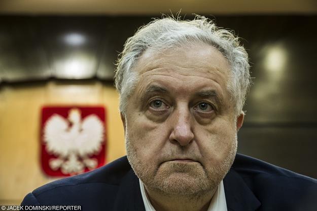 Andrzej Rzepliński /fot. Jacek Domiński /Reporter