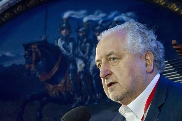 Andrzej Rzepliński, prezes TK. Fot. Wojciech Stróżyk /Reporter