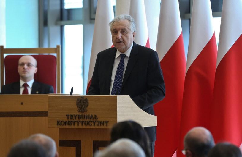 Andrzej Rzepliński /Rafał Guz /PAP