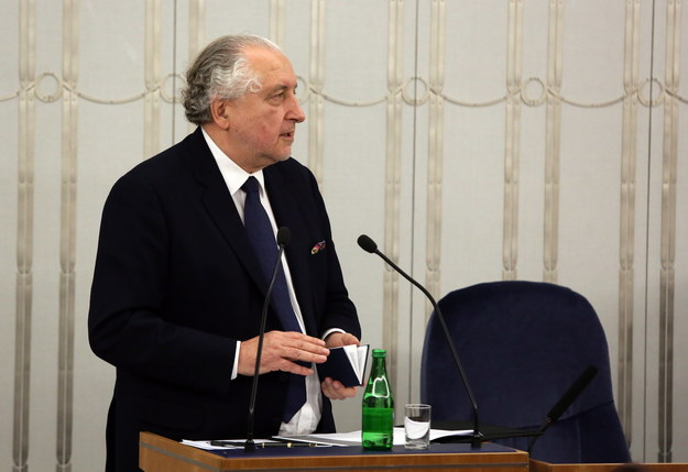 Andrzej Rzepliński /Tomasz Gzell /PAP