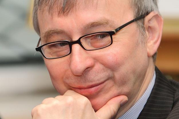 Andrzej Sadowski, ekonomista Centrum imienia Adama Smitha. Fot. Fot. Jan Kucharzyk /Agencja SE/East News