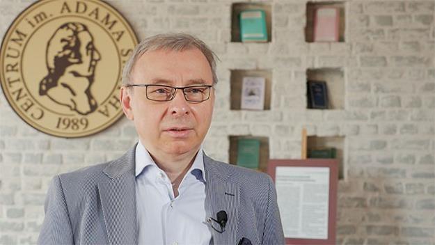 Andrzej Sadowski, prezydent Centrum im. Adama Smitha /eNewsroom