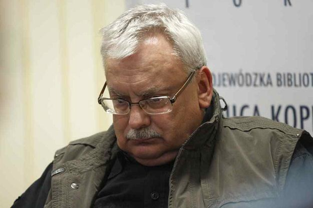 Andrzej Sapkowski/Fot. A. Wysocki /Agencja SE/East News