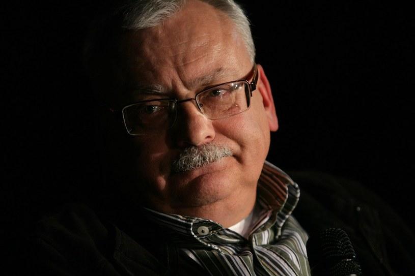 Andrzej Sapkowski /East News