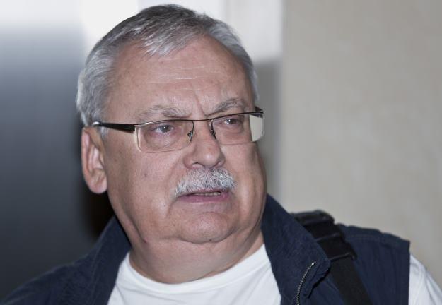Andrzej Sapkowski /Leszek Kotarba  /East News