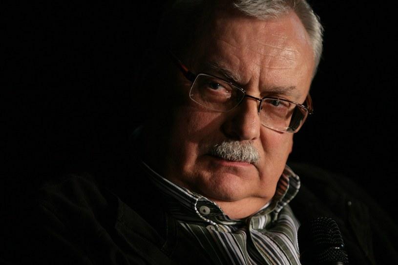 Andrzej Sapkowski /STEFAN MASZEWSKI/REPORTER /Reporter