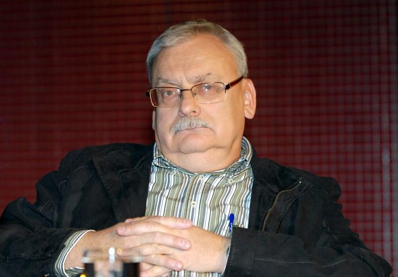 Andrzej Sapkowski /MWMedia